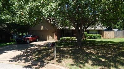 Broken Arrow Single Family Home For Sale: 908 S Park Circle