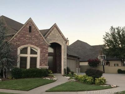 Tulsa Single Family Home For Sale: 11729 S Richmond Street