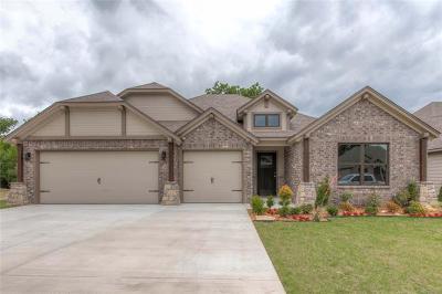 Sand Springs Single Family Home For Sale: 5326 Skylane Drive
