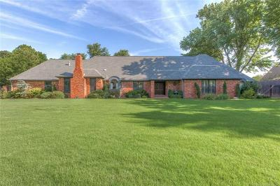 Tulsa Single Family Home For Sale: 5419 E 113th Place