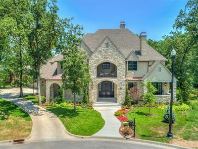 Tulsa OK Single Family Home For Sale: $1,895,000