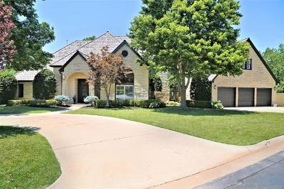 Tulsa Single Family Home For Sale: 8606 S Florence Avenue