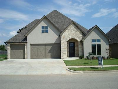 Tulsa Single Family Home For Sale: 4353 S 173rd East Avenue