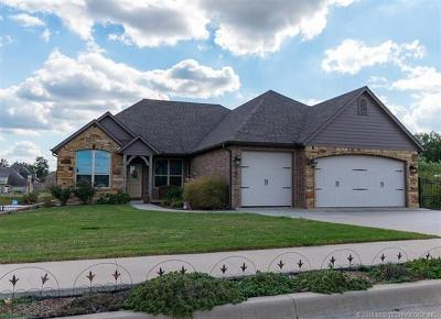 Tahlequah OK Single Family Home For Sale: $454,900