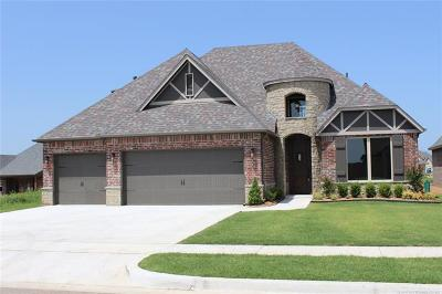 Jenks Single Family Home For Sale: 13008 S 5th Place S