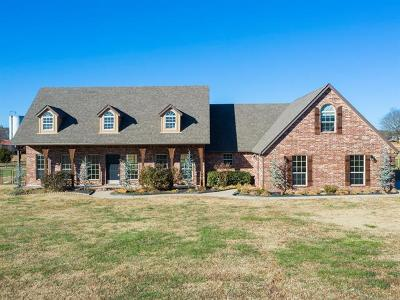 Claremore Single Family Home For Sale: 13555 E 463 Road
