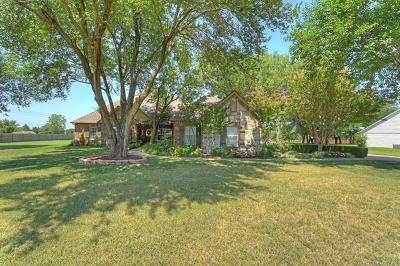 Collinsville Single Family Home For Sale: 16101 E 120th Street N