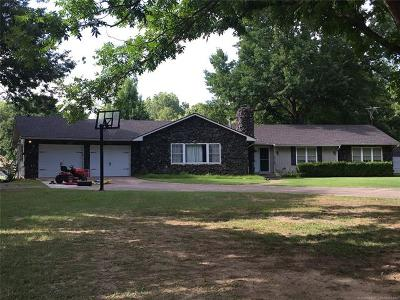 Fort Gibson Single Family Home For Sale: 1426 Brannon Lane