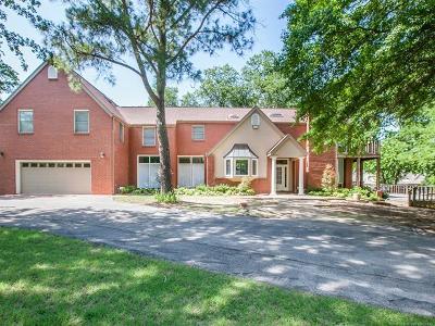 Tulsa Single Family Home For Sale: 7425 E 98th Street