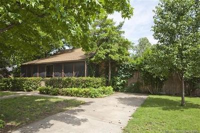 Tulsa Single Family Home For Sale: 1257 E 32nd Street