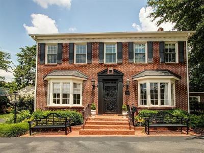 Tulsa Single Family Home For Sale: 2115 E 25th Street