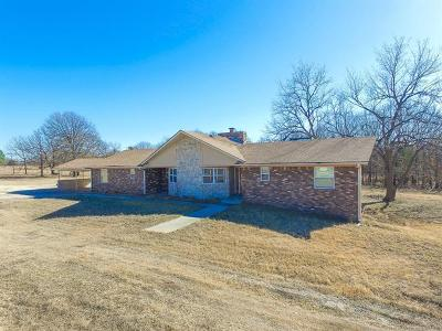 Ada Single Family Home For Sale: 11619 State Highway 3w Highway