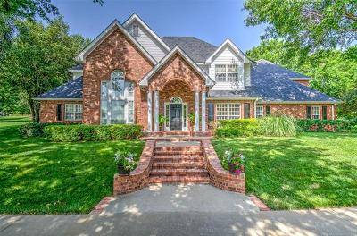 Bartlesville Single Family Home For Sale: 2109 Deerfield Circle