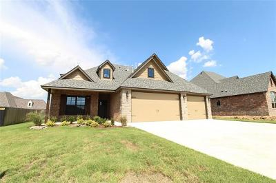 Jenks Single Family Home For Sale: 105 W 128th Place S