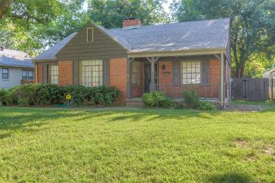 Tulsa Single Family Home For Sale: 3135 S Madison Avenue