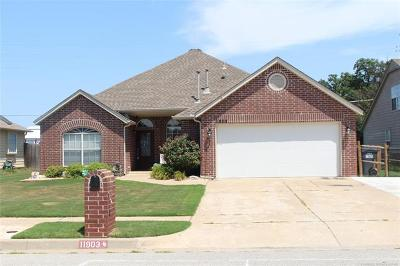 Bixby Single Family Home For Sale: 11903 S 105th East Avenue