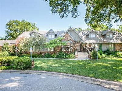 Tulsa Single Family Home For Sale: 3215 E 73rd Place
