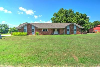 Fort Gibson Single Family Home For Sale: 1508 Bowden Place