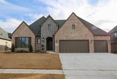 Jenks Single Family Home For Sale: 106 E 129th Place S