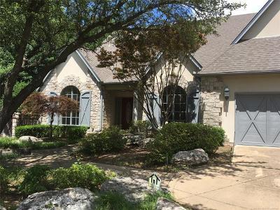 Tulsa Single Family Home For Sale: 9611 S Winston Avenue