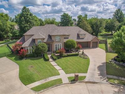 Broken Arrow Single Family Home For Sale: 7916 E Commercial Street