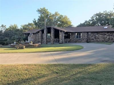 Catoosa Single Family Home For Sale: 1261 Aspen Lane