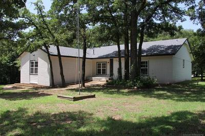 Sapulpa OK Single Family Home For Sale: $189,900