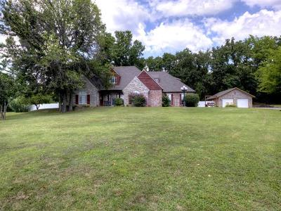 Claremore Single Family Home For Sale: 24597 S Wells Ranch Road