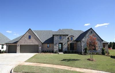 Jenks Single Family Home For Sale: 13023 S 5th Place