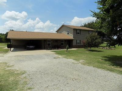 Holdenville OK Single Family Home For Sale: $205,000