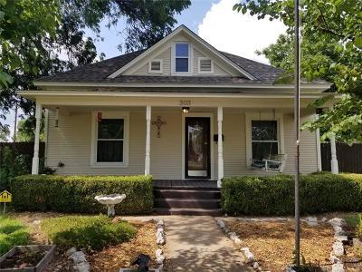 Bixby Single Family Home For Sale: 303 E Washington Street