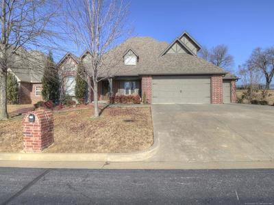 Claremore Single Family Home For Sale: 3102 Heritage Hills Parkway