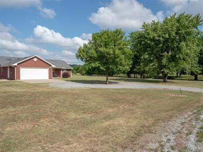 Claremore Single Family Home For Sale: 21140 S 4193 Road