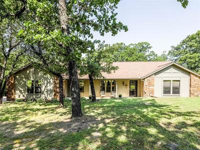 Bixby Single Family Home For Sale: 18120 S 156th East Avenue
