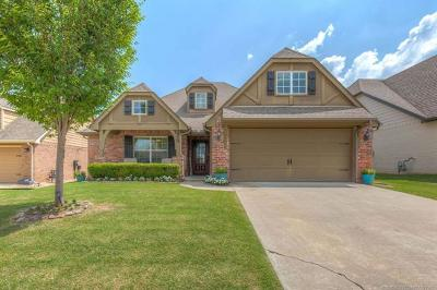 Bixby Single Family Home For Sale: 2010 E 133rd Place S