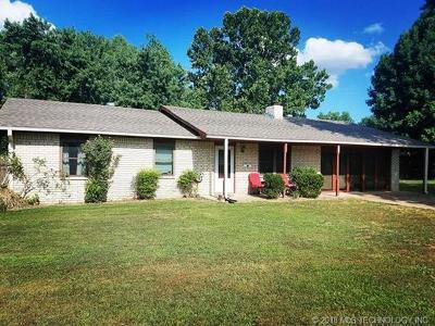 Wilburton Single Family Home For Sale: 162 Sunset Street