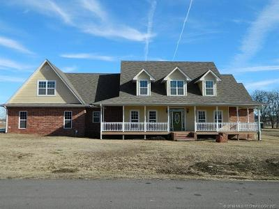Tahlequah OK Single Family Home For Sale: $395,000