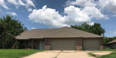 Sand Springs Single Family Home For Sale: 17515 W 1st Street S