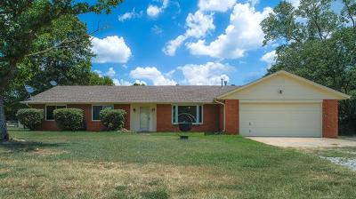 Claremore Single Family Home For Sale: 17241 S 4150 Road