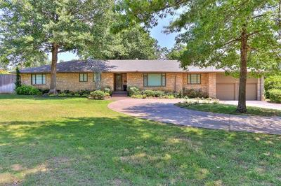 Tulsa Single Family Home For Sale: 3605 S Florence Place