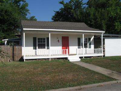 Claremore Single Family Home For Sale: 513 N Lavira Street