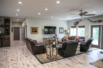 Okmulgee Single Family Home For Sale: 18923 Dripping Spring Road