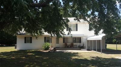 Owasso OK Single Family Home For Sale: $159,900