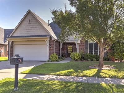 Jenks Single Family Home For Sale: 12317 S Cedar Avenue