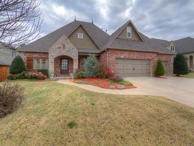Jenks Single Family Home For Sale: 12215 S 4th Street