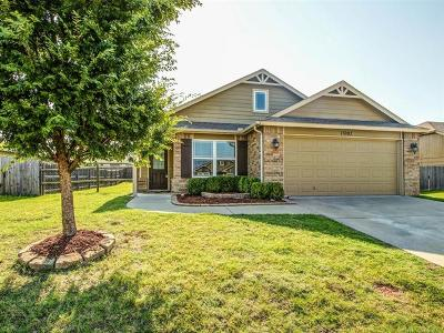 Owasso Single Family Home For Sale: 11007 N 117th Place E