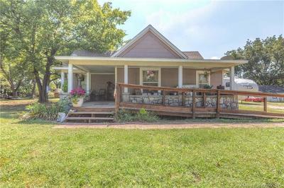 Claremore Single Family Home For Sale: 7808 E 540 Road