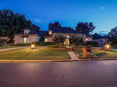 Bixby Single Family Home For Sale: 6624 E 114th Street