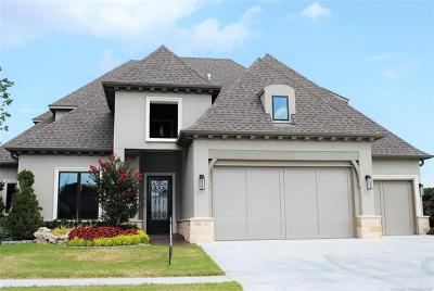 Tulsa Single Family Home For Sale: 12013 S Toledo Avenue