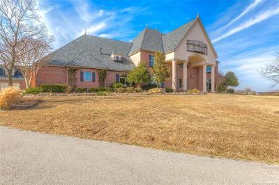 Tulsa County, Creek County, Osage County, Rogers County, Okmulgee County, Wagoner County Single Family Home For Sale: 11650 S 4090 Road